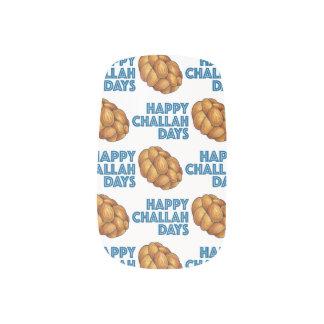 Het gelukkige Brood van de Vakantie van de Minx Nail Folie