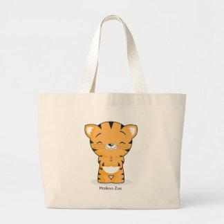 Het gelukkige Canvas tas van het Katje