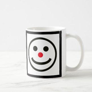 Het gelukkige Gezicht Koffiemok