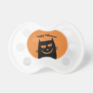 Het gelukkige Model van de Kat van Halloween Fopspeentjes