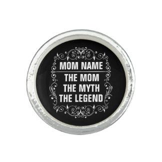 Het Gelukkige Moederdag van het mamma Foto Ringen