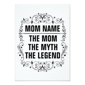 Het Gelukkige Moederdag van het mamma Kaart