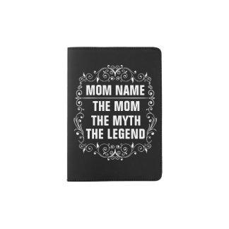 Het Gelukkige Moederdag van het mamma Paspoort Houder