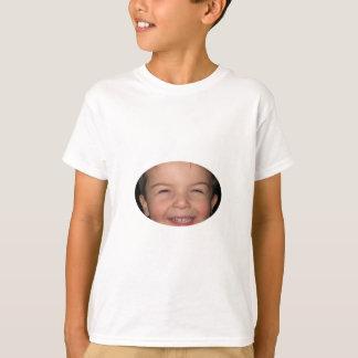 Het gelukkige Ovaal van de Aap T Shirt