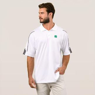 Het gelukkige Overhemd van ClimaLite® van het Golf Polo