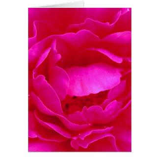 Het gelukkige Roze van het Moederdag nam I toe Wenskaart