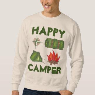 Het gelukkige Sweatshirt van het Kompas van de