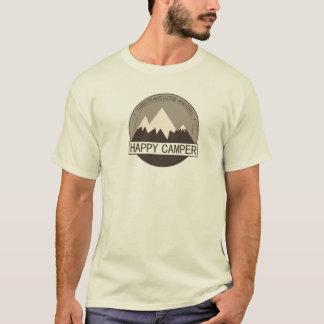 Het gelukkige T-shirt van het Kenteken van de