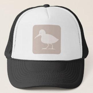 Het gemeenschappelijke Pictogram van de Vogel van Trucker Pet
