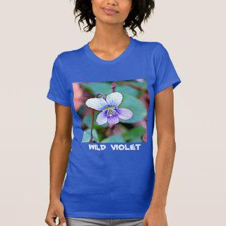 Het Gemeenschappelijke Viooltje van New Jersey T Shirt