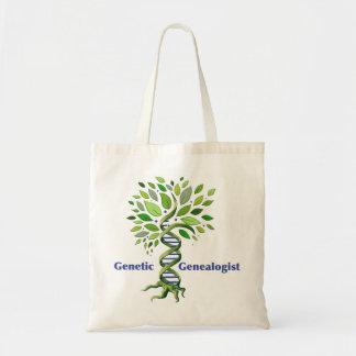 Het genetische Bolsa van de Genealogie Budget Draagtas