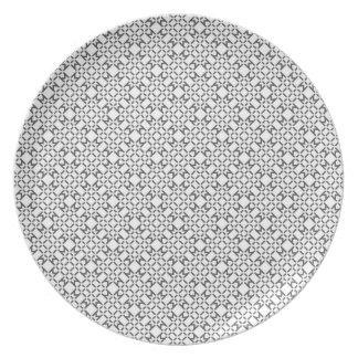 Het geometrische Bord van het Patroon van de