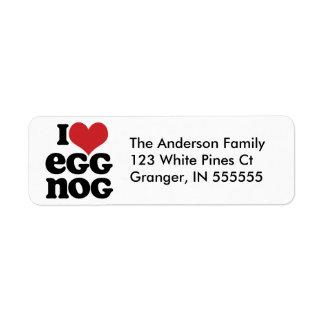 Het gepersonaliseerde Adresetiket van de Eierpunch Etiket