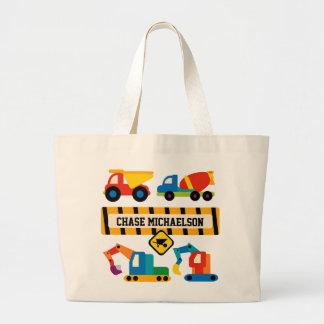Het gepersonaliseerde Canvas tas van de Voertuigen