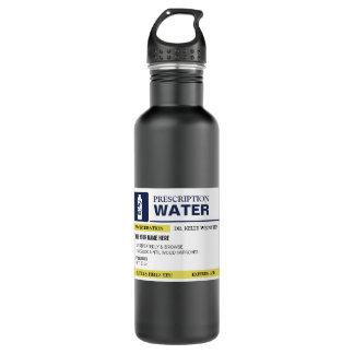 Het gepersonaliseerde Grappige Water van het Waterfles