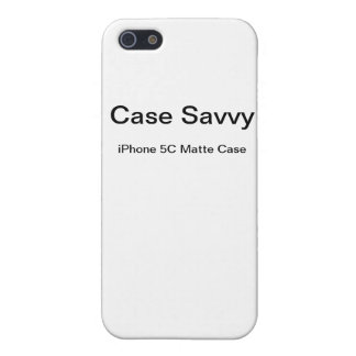 Het gepersonaliseerde hoesje-Savvy Hoesje van de iPhone 5 Covers
