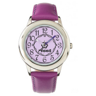 Het gepersonaliseerde Horloge van de Naam van