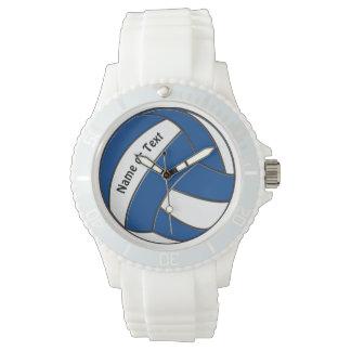 Het gepersonaliseerde Horloge van het Volleyball