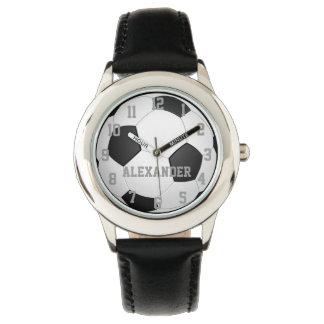 Het gepersonaliseerde Kinder Horloge van de Bal