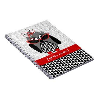 Het Gepersonaliseerde Notitieboekje van Notitieboek