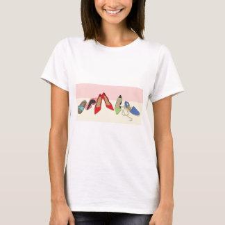 Het gepersonaliseerde ontwerp van de Schoenen van T Shirt