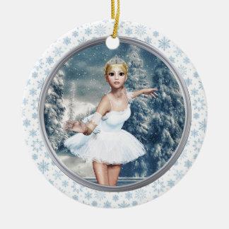 Het Gepersonaliseerde Ornament van de Prinses van