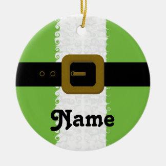 Het gepersonaliseerde Ornament van het Elf van