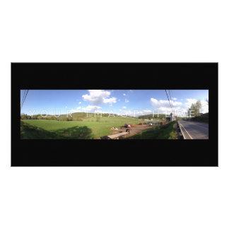 Het gepersonaliseerde Panoramische Design van de Kaart