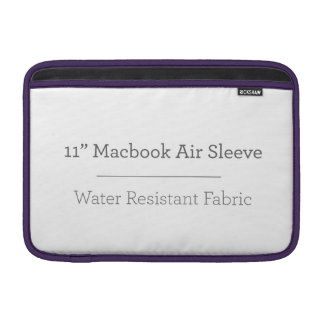 Het gepersonaliseerde Sleeve van de Lucht Macbook  MacBook Air Sleeves