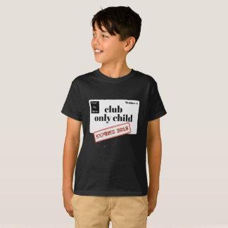 Het gepersonaliseerde Verlopen van het Kind van de T Shirt