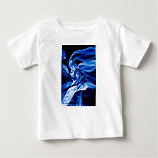Het gerecycleerde Ontwerp van de Kunst van de Rook Baby T Shirts
