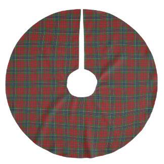 Het Geruite Schotse wollen stof Schotse Moderne Kerstboom Rok