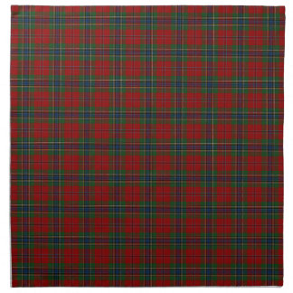Het Geruite Schotse wollen stof Schotse Moderne Servet