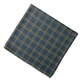 Het Geruite Schotse wollen stof van Colquhoun van Bandana