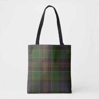 Het Geruite Schotse wollen stof van de Clan van Draagtas