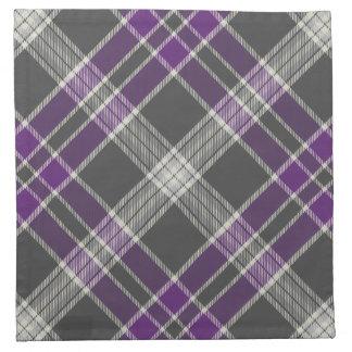 Het Geruite Schotse wollen stof van de Plaid van Servet