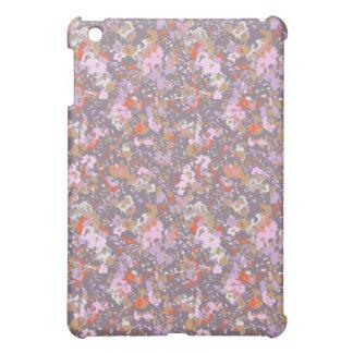 het geschilderde bloemenhoesje van het ipadspeck iPad mini covers