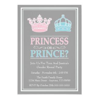 Het Geslacht van de prinses of van de Prins Kaart