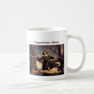 Het Gesprek van matejko-Copernicus van januari met Koffiemok