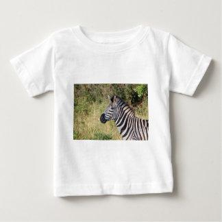 Het gestreepte Lot van de Safari van Strepen Baby T Shirts