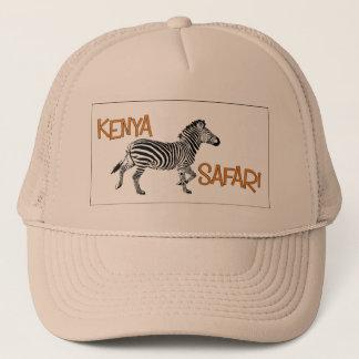 Het gestreepte Pet van Kenia van de Safari