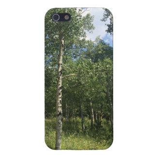 Het Geval van de de boomvallei van de esp iPhone 5 Hoesje