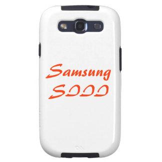 Het Geval van de Melkweg SIII van Samsung Galaxy S3 Covers