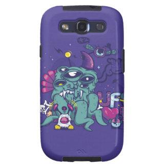 Het geval van de Melkweg van Samsung S3 vibe, UFO Galaxy SIII Covers