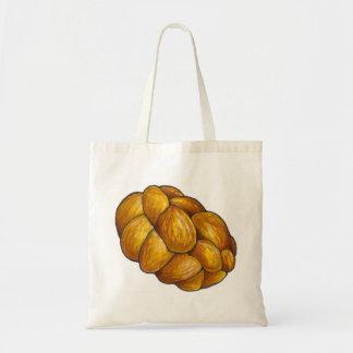 Het gevlechte Canvas tas van de Chanoeka van het