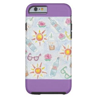 Het Gevoel van de zomer Tough iPhone 6 Hoesje