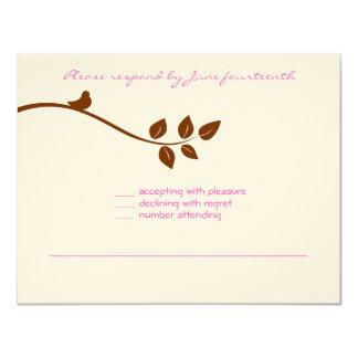 Het GEVOELDE DOCUMENT van het Huwelijk Sweet16 van 10,8x13,9 Uitnodiging Kaart