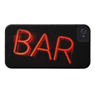 Het Gewaagde Hoesje van Blackberry van de bar