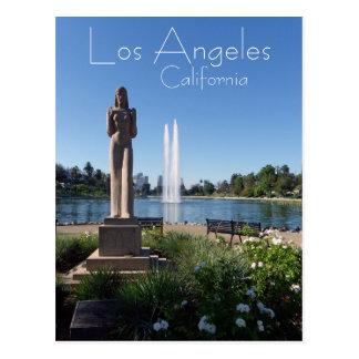 Het geweldige Briefkaart van Los Angeles!
