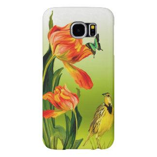 Het geweldige Hoesje van de Melkweg S6 Samsung Galaxy S6 Hoesje